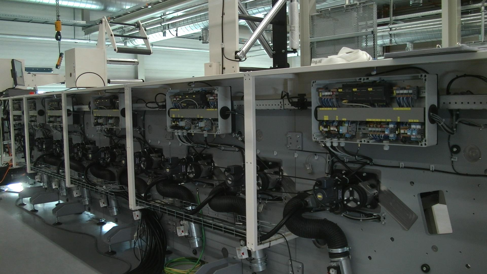 Technisch werk en personeel in oost nederland achterhoek lubron technical services - Industriele apparaten ...